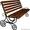 Прочная мебель для сада на металлической основе #659684