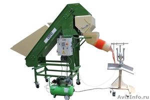 оборудование машина для фасовки упаковки овощей и картофеля УД-5  - Изображение #2, Объявление #818771