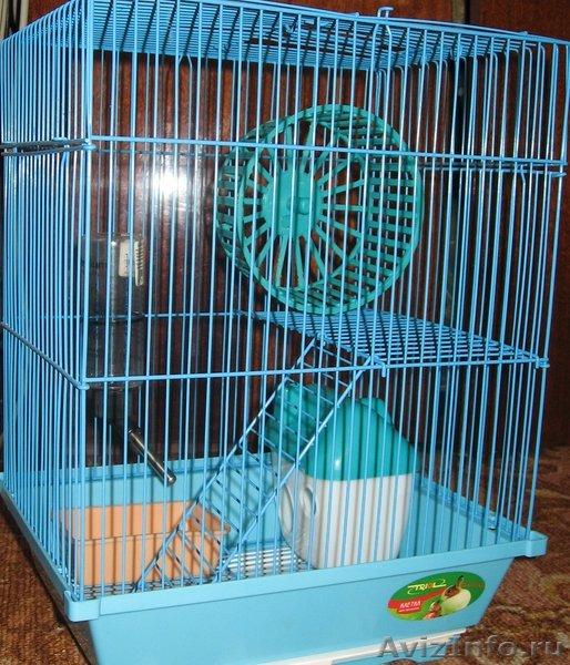 Как сделать 2 этаж для хомяка