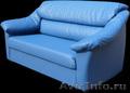 Кожаный диван серии Этюд.