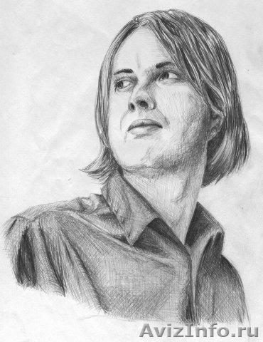 Портрет карандашом нижний новгород заказать