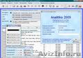 Analitika 2009 - Бесплатная программа для ведения учета в торговой компании