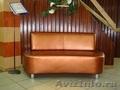 Офисная мягкая мебель. Диваны для ресторанов и кафе серии LINE