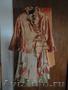 Нарядные платья рост 134-146см,  розового и оранж-хамелион