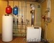 Автономное отопление коттеджа,  частого дома.