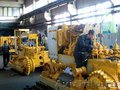 Ремонт отечественных  тракторов,  автогрейдеров,  бульдозеров.