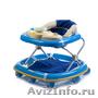 ходунки Baby Care Top-Top (синий цвет)