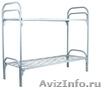 Кровати одноярусные, металлические кровати для больницы - Изображение #3, Объявление #898312