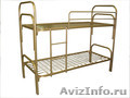Кровати одноярусные, металлические кровати для больницы - Изображение #6, Объявление #898312
