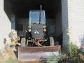трактор ЮМЗ с(нож спереди),  большая кабина