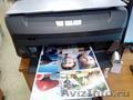 струйный принтер EPSON R270 с СНПЧ