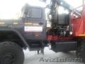 Лесовоз Урал 55571,  Е-4 с манипулятором Омтл-70.02