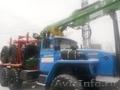Лесовоз Урал Е-4, без пробега 2015 г.в. с КМУ Атлант-90 - Изображение #2, Объявление #1278669