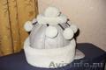 Детская зимняя шапка на девочку 5-8 лет - Изображение #1, Объявление #1451119