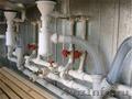 Монтаж алюминиевых радиаторов отопления и труб водопровода
