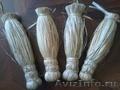 лыковое мочало чесаное, кисти мочальные,  натуральные липовые мочалки недорого - Изображение #5, Объявление #1584928